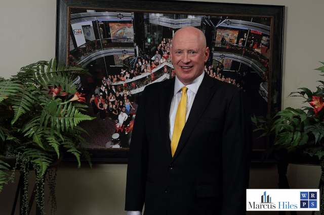 Marcus Hiles - Sees Texas As a Key Player in America's Capital Investments